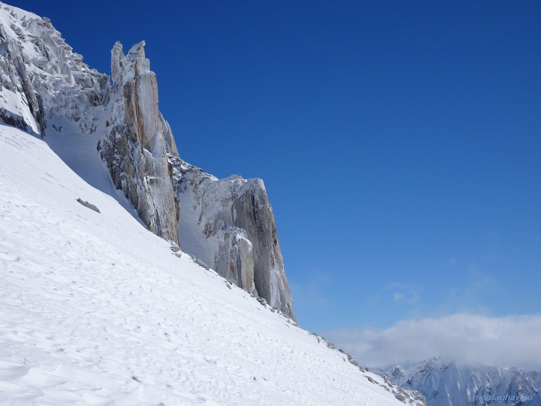 bellissime rocce sulla pala finale 2700-3000