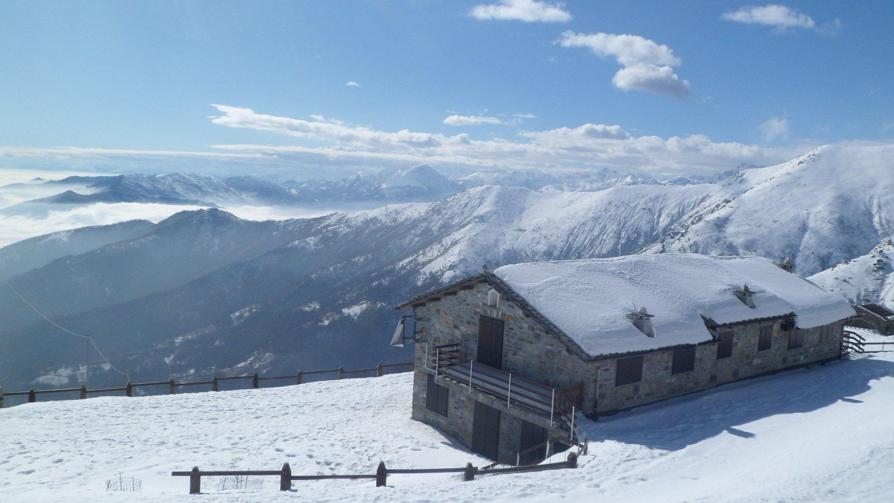 Rifugio Alpe Soglia