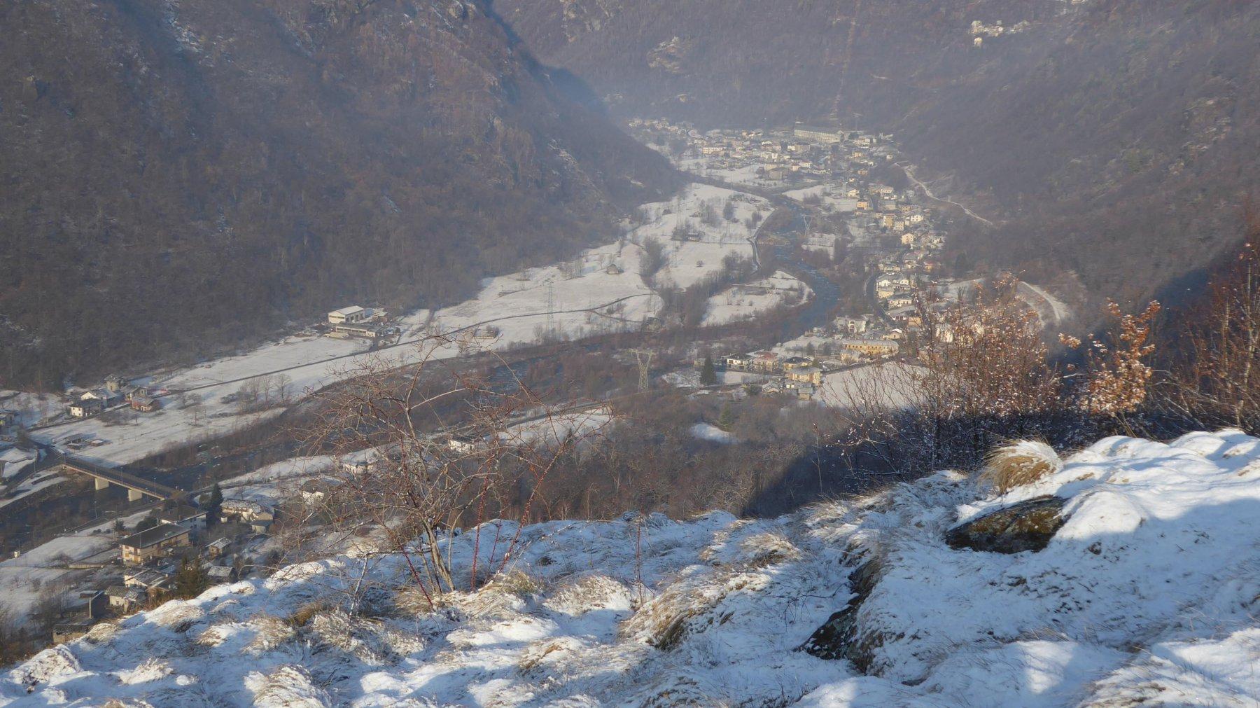 Panorama dalla Trucca