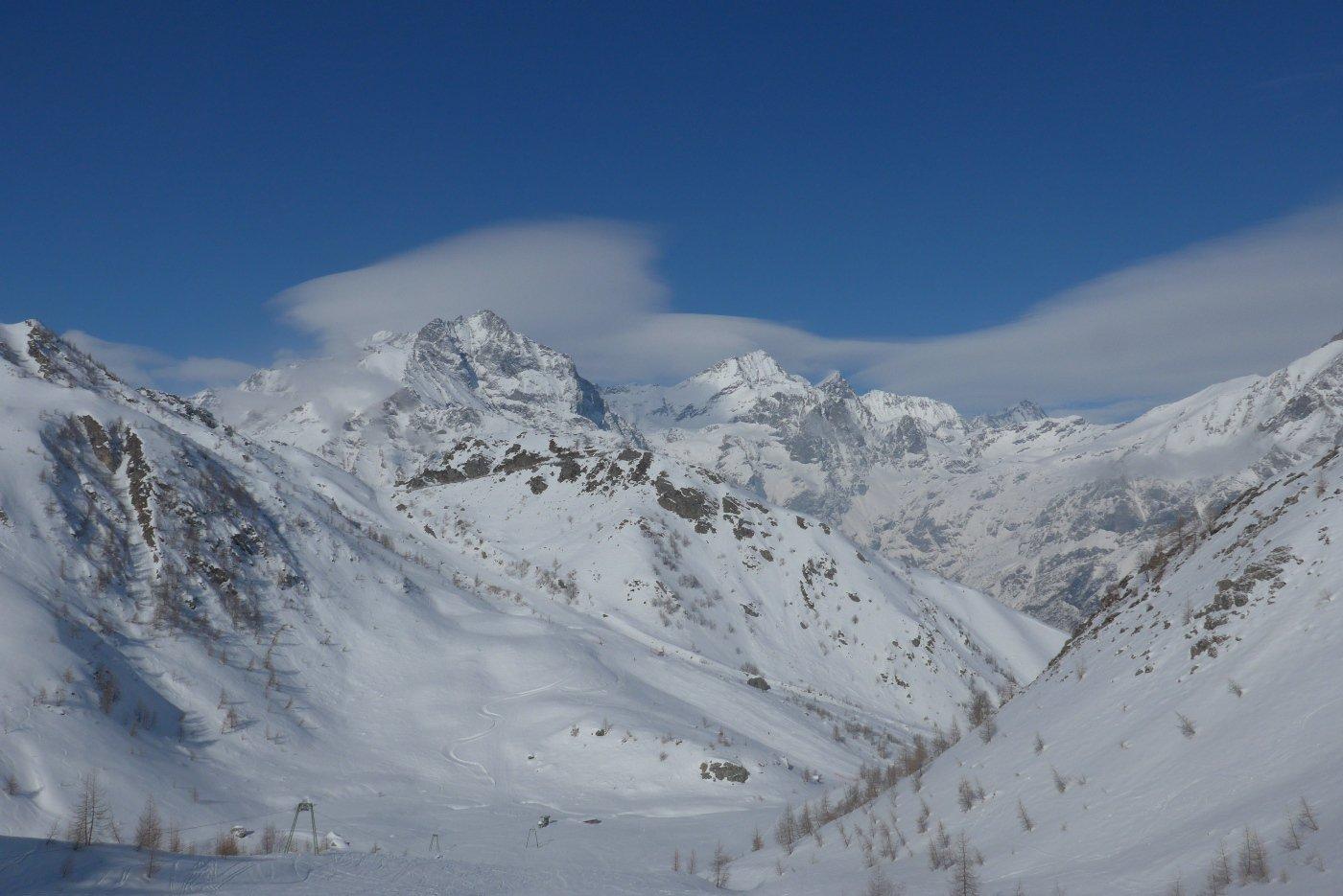 Nuvolette di vento in alta valle