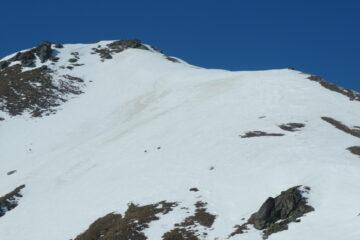 Ultima parte di salita   I   La dernière partie de la montée   I   The last part of the ascent   I   Letzter Aufstiegsabschnitt   I   Último tramo de subida