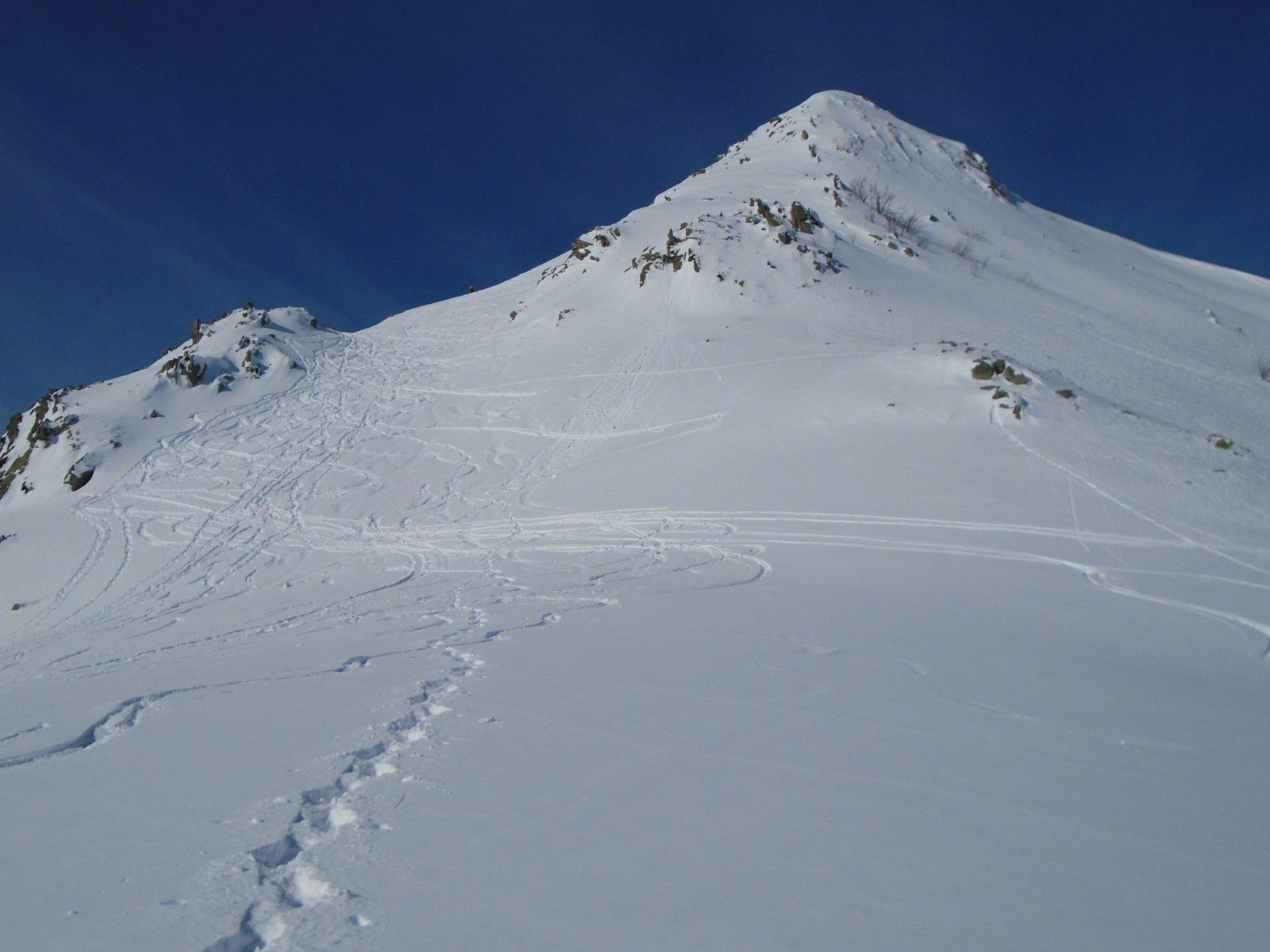 La classica normale scialpinistica