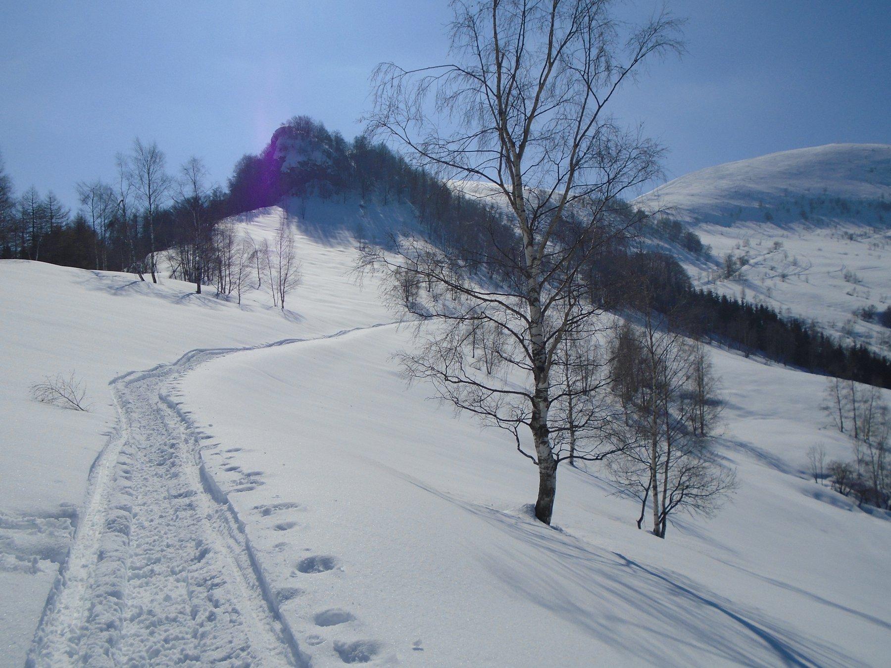 Rocca Stella e Alpe (dal Pilone di Rocca Stella)