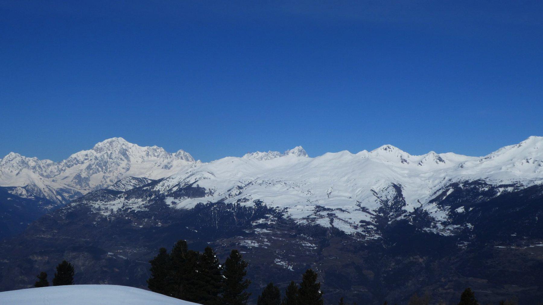 Vista sul Bianco