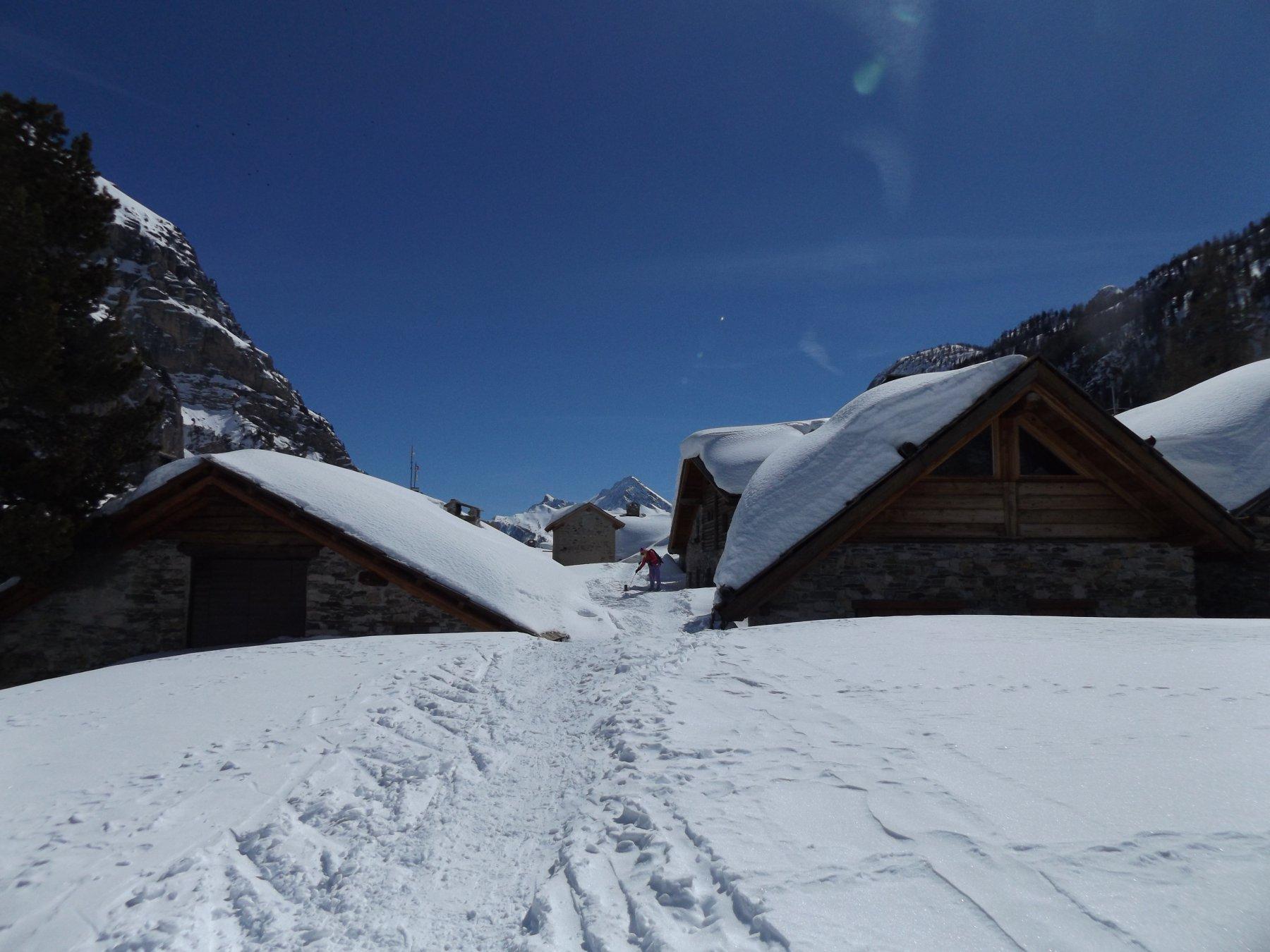 Grange di valle Stretta