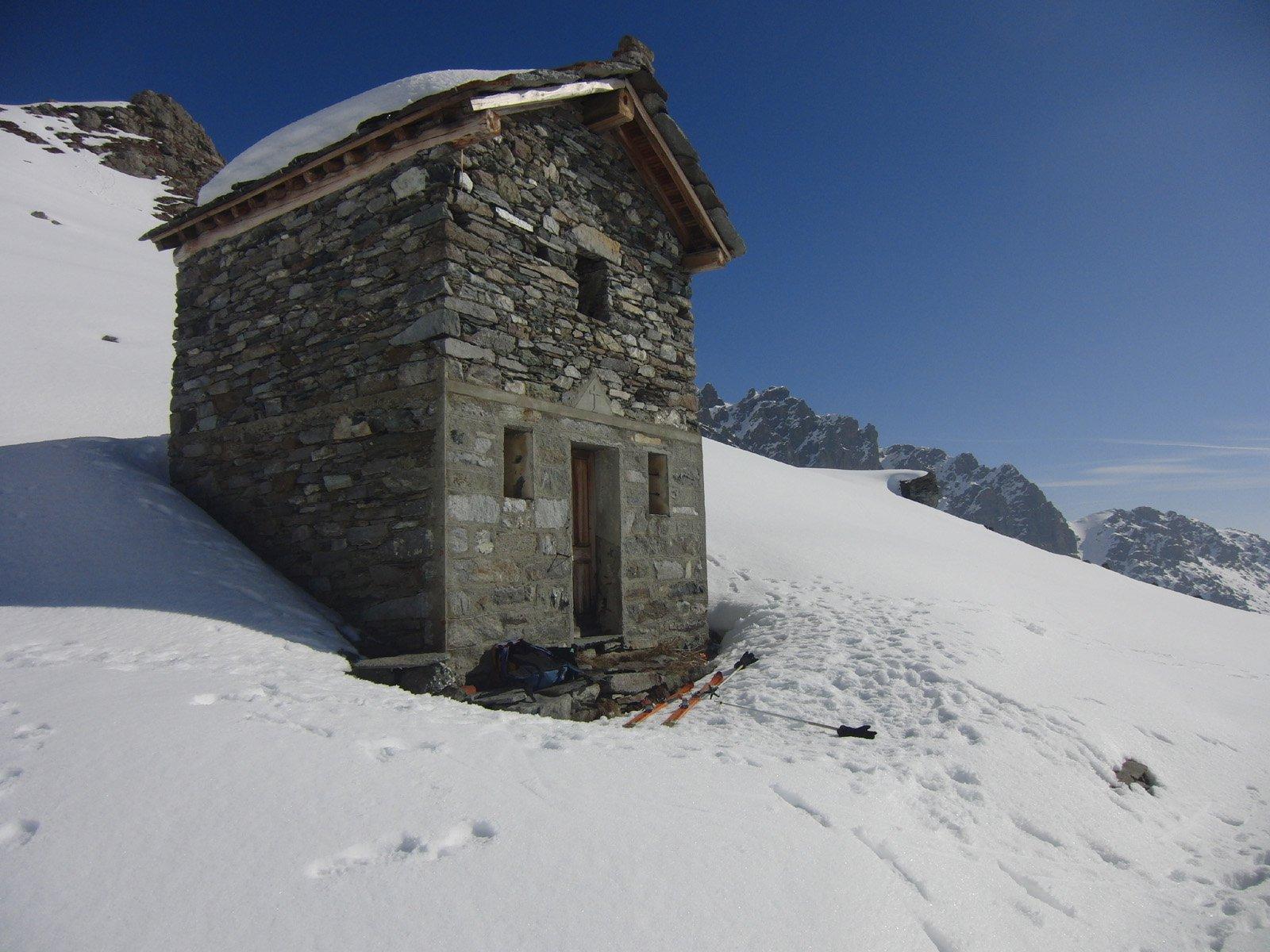 Cappella dell'Alpe Grosso