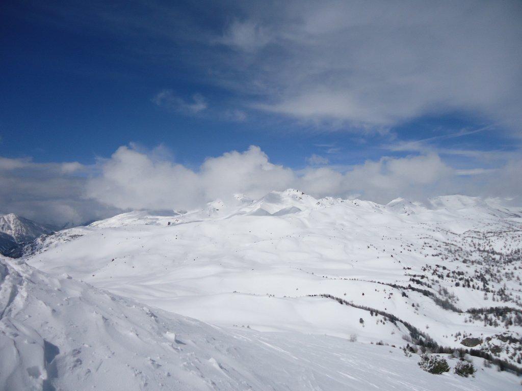 Panorama da Fournier verso Gimont