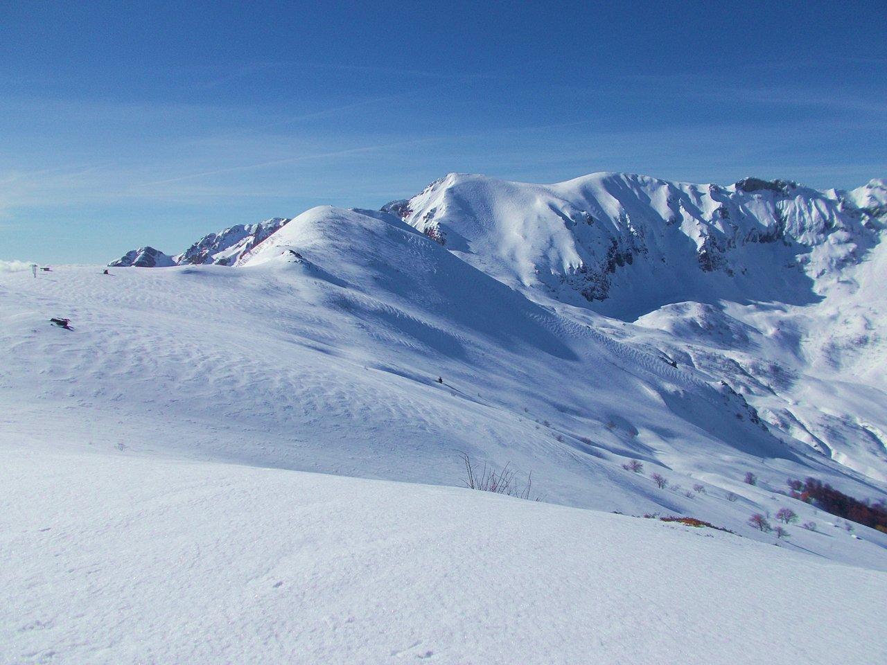 I Monte Grosso visto dal Mussiglione
