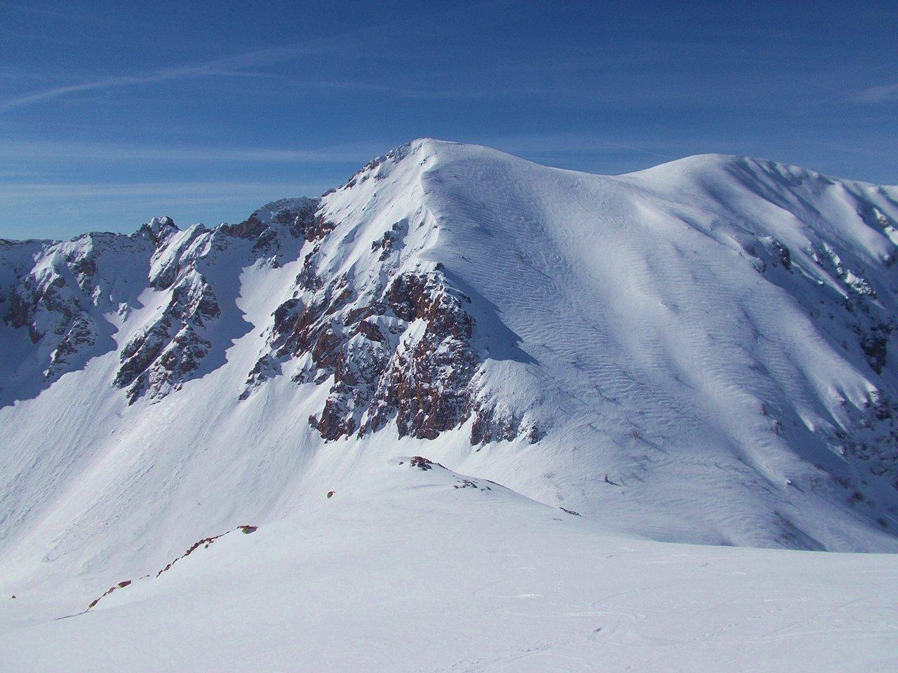 Dal Monte Grosso vista su Antoroto