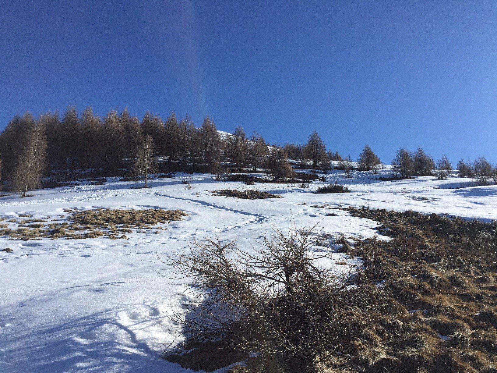 limite neve alle baite