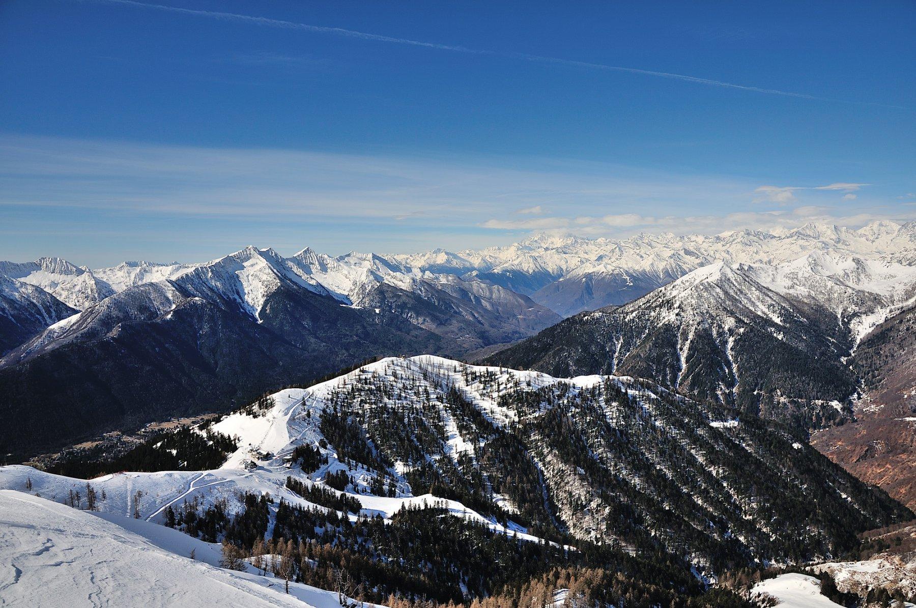 La Piana e la Val Vigezzo
