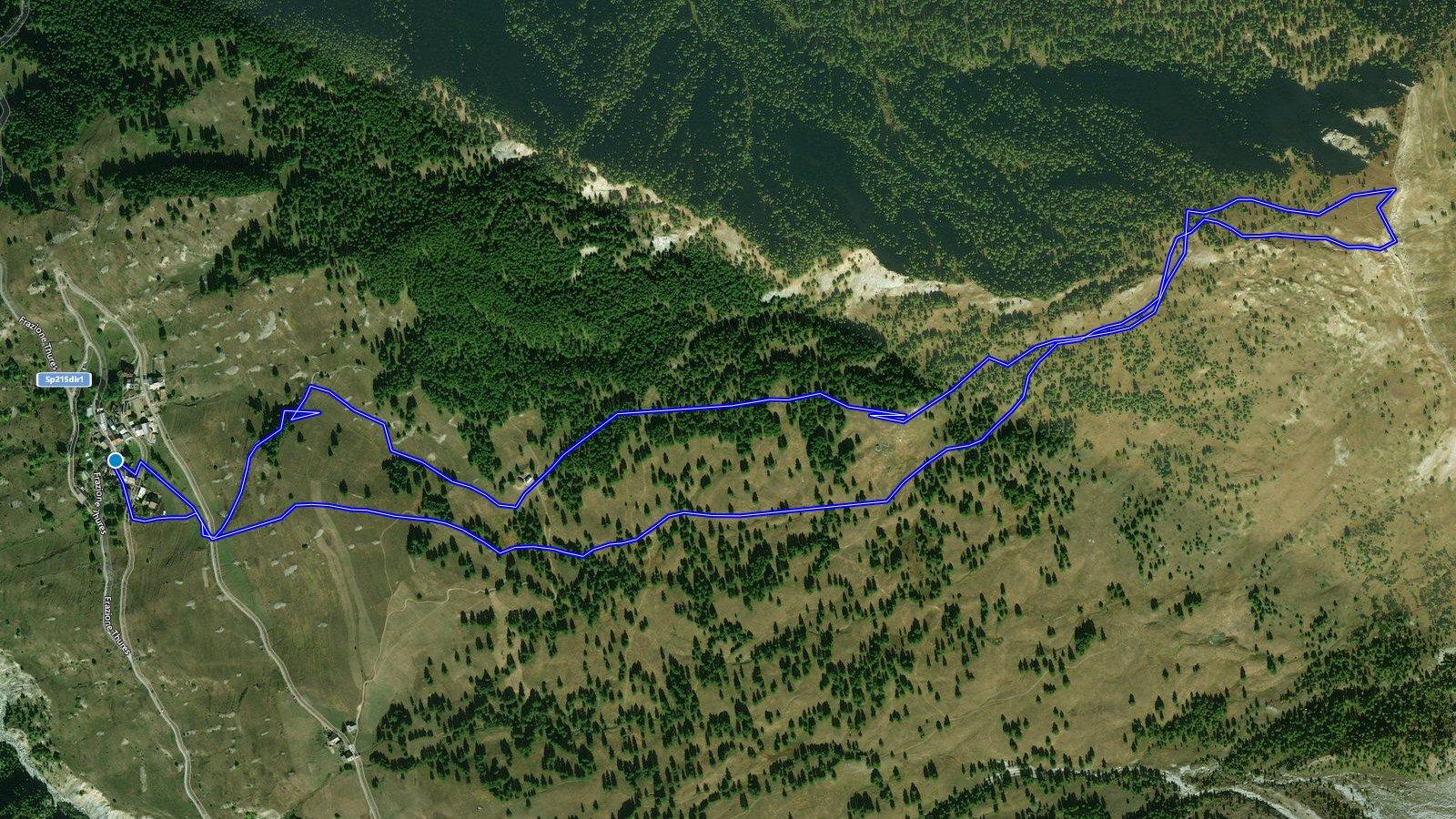 tracciato Georesq