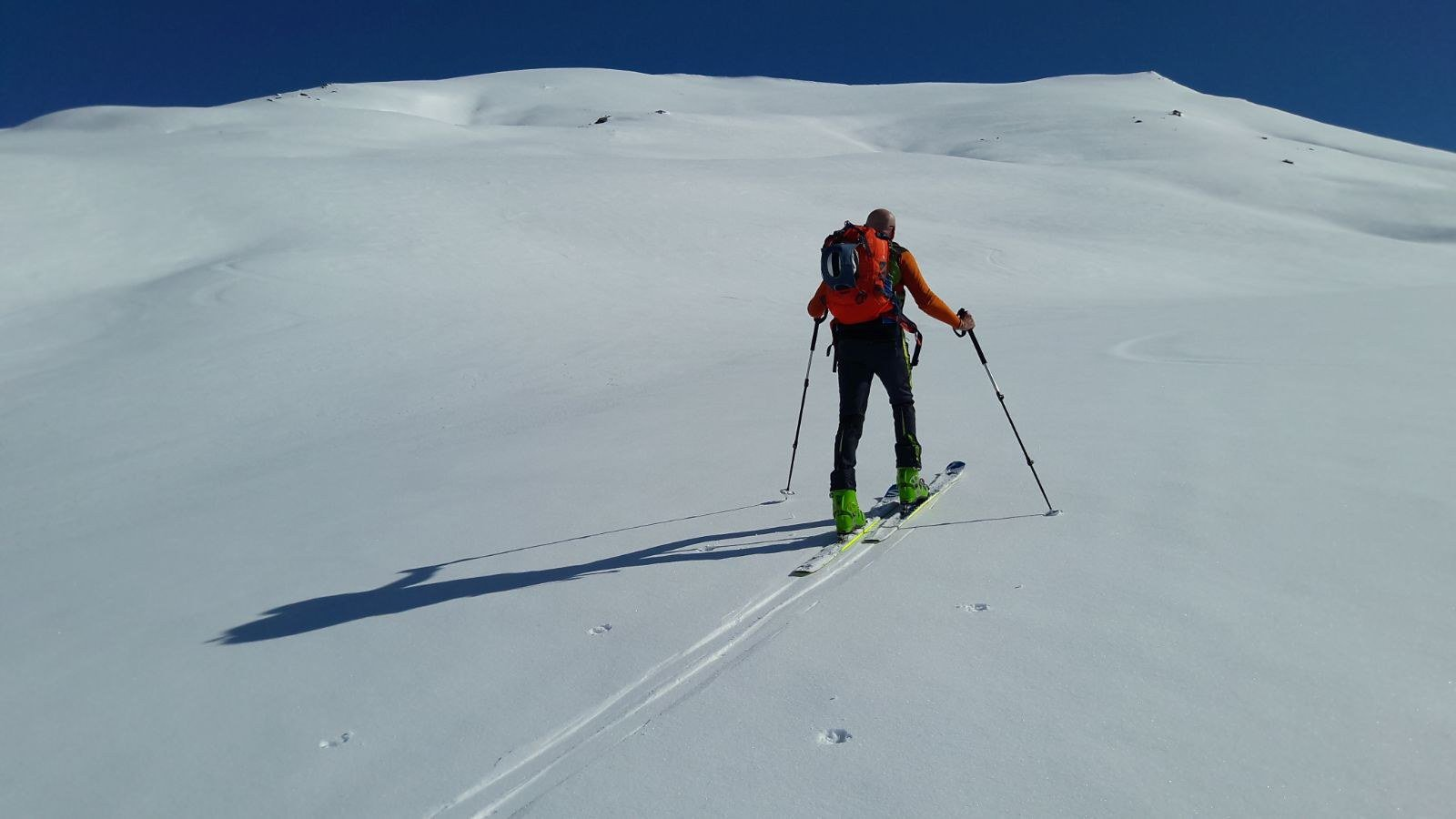 Pendii ideali per lo sci