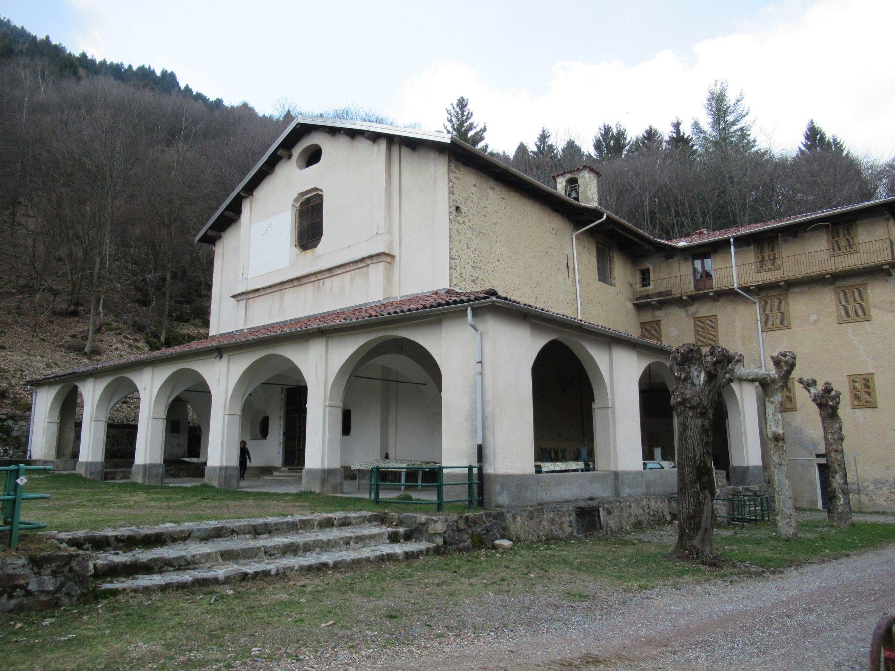 Santuario della Novareia