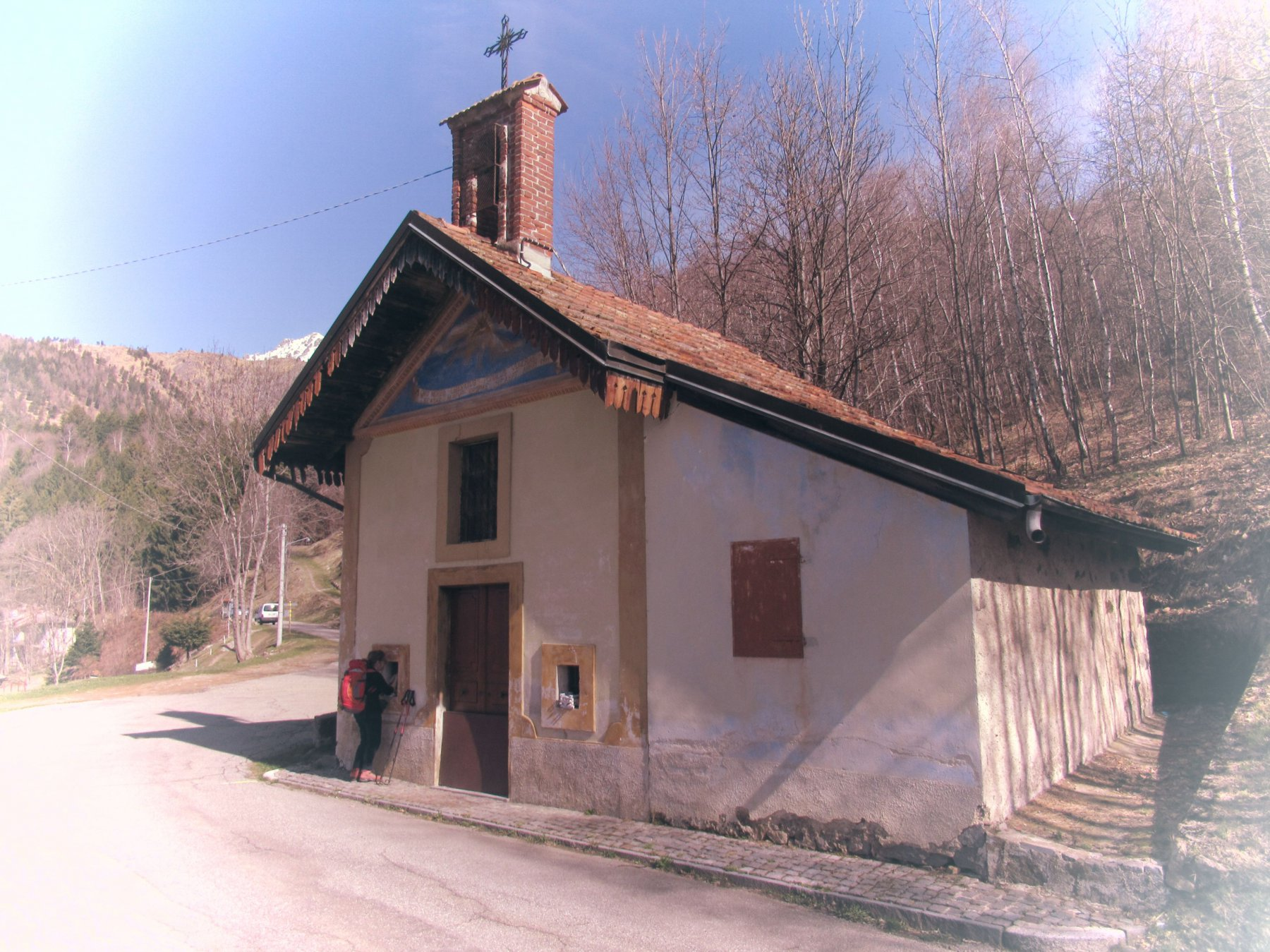 Piccolo Santuario della Madonna di Oropa a Piane di Viera