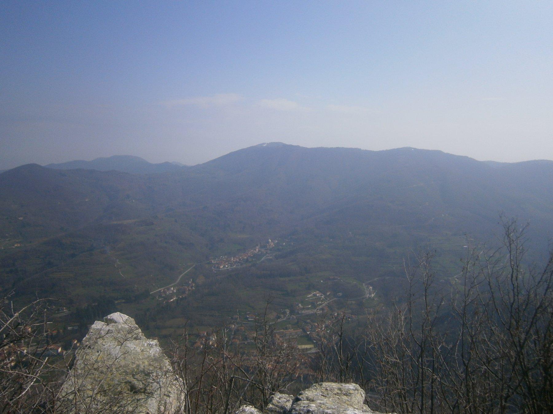 Santuario di Valsorda e m. Spinarda