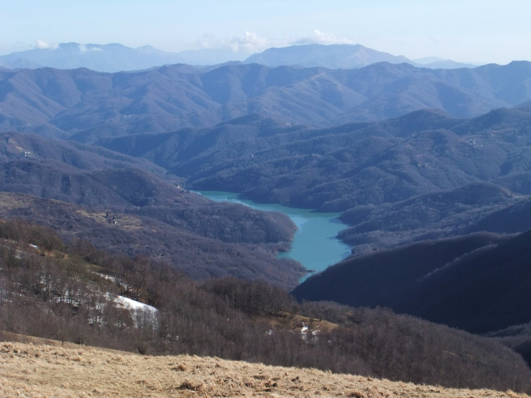 Antola (Monte) da Vallenzona 2020-04-15