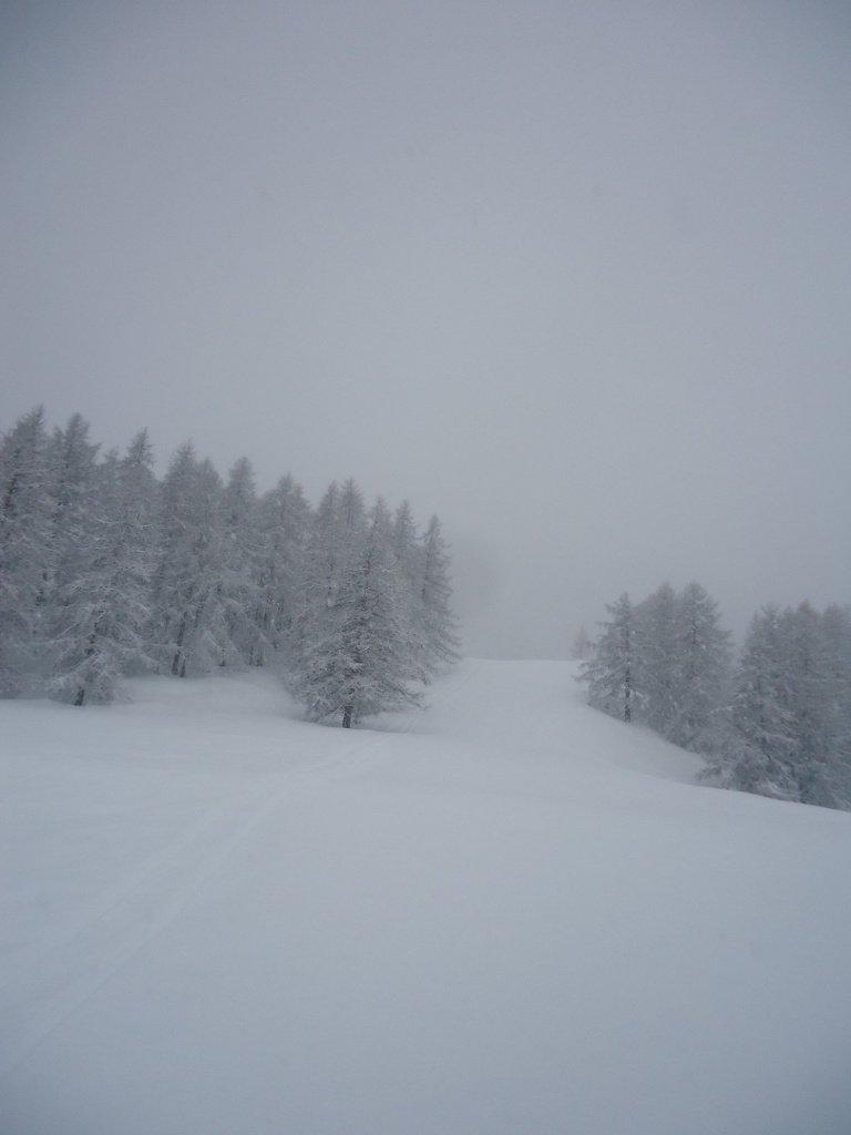 Inverno il 10 aprile