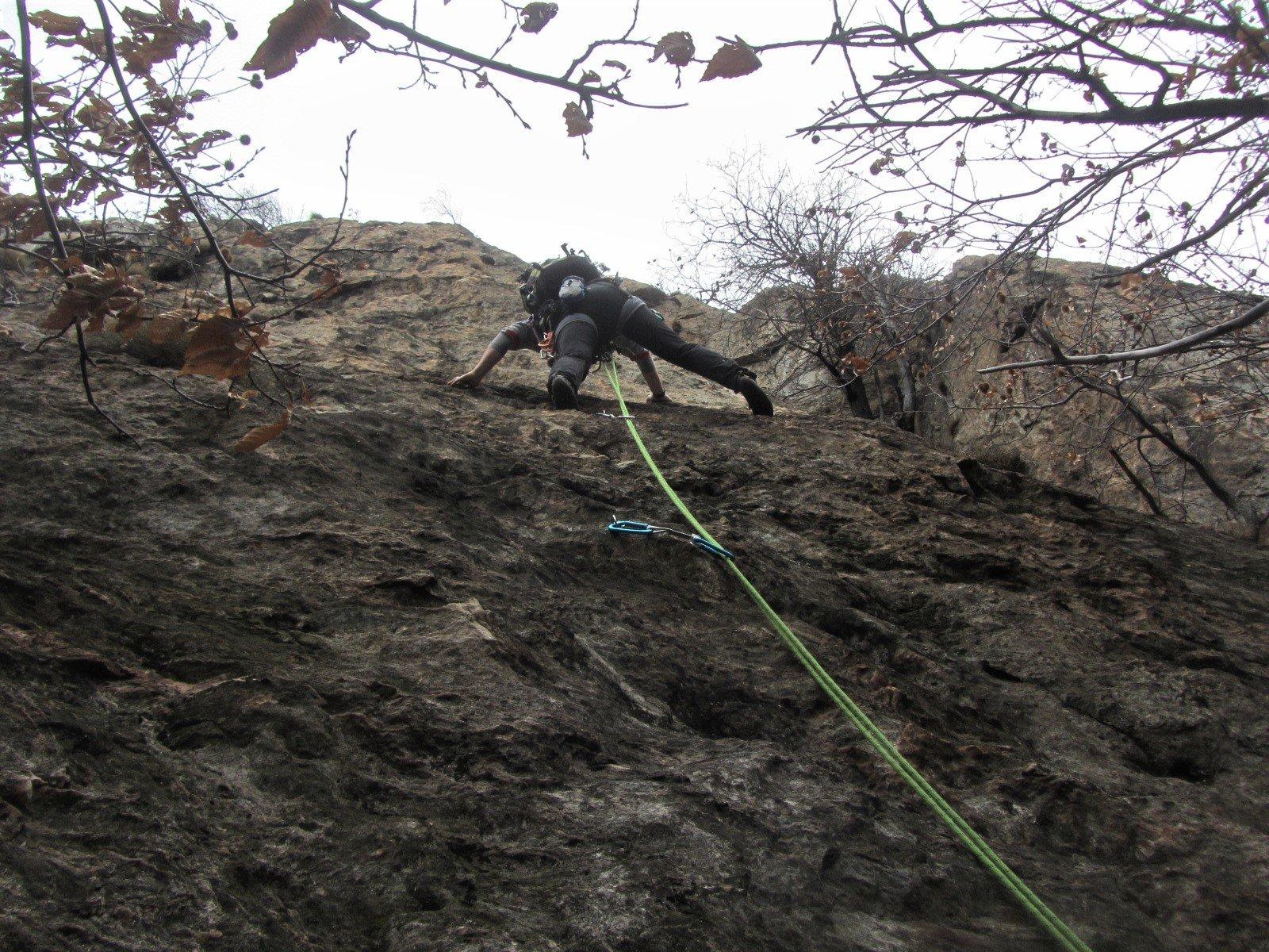 Coudrey (Monte) Via dei Conigli 2018-04-15