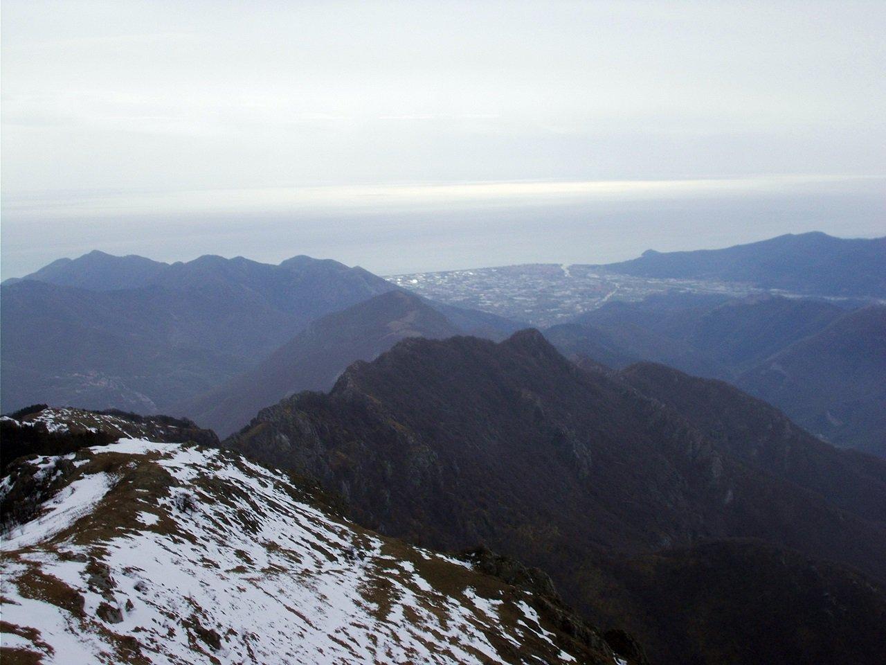 vista su Albenga