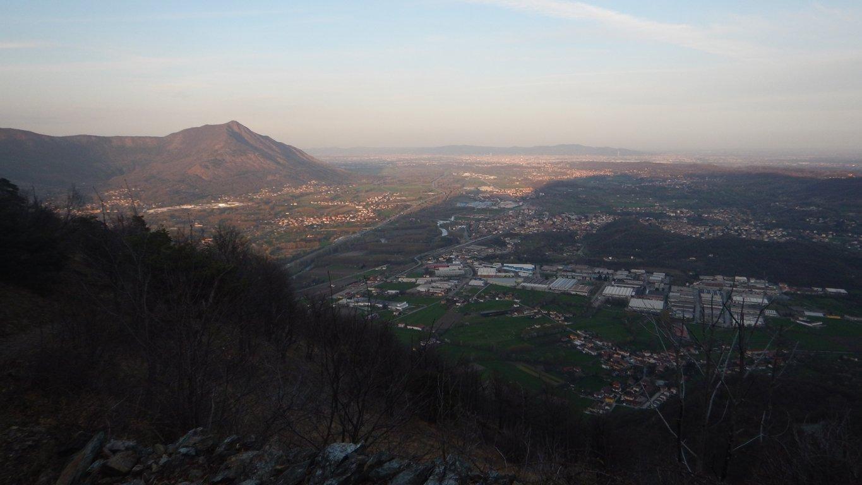 Vista verso Torino
