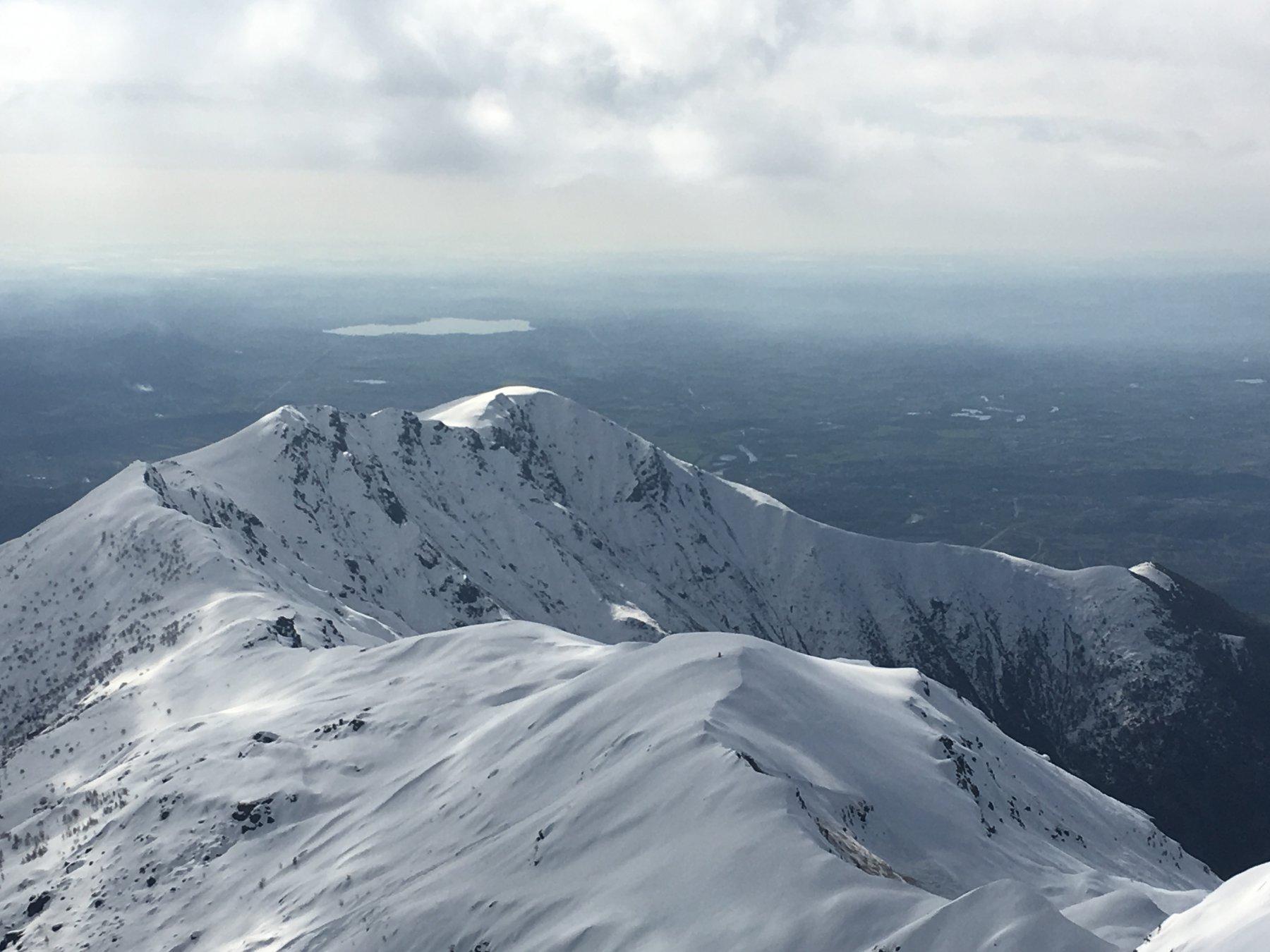 cima del Vallone, Biolley e m.Gregorio