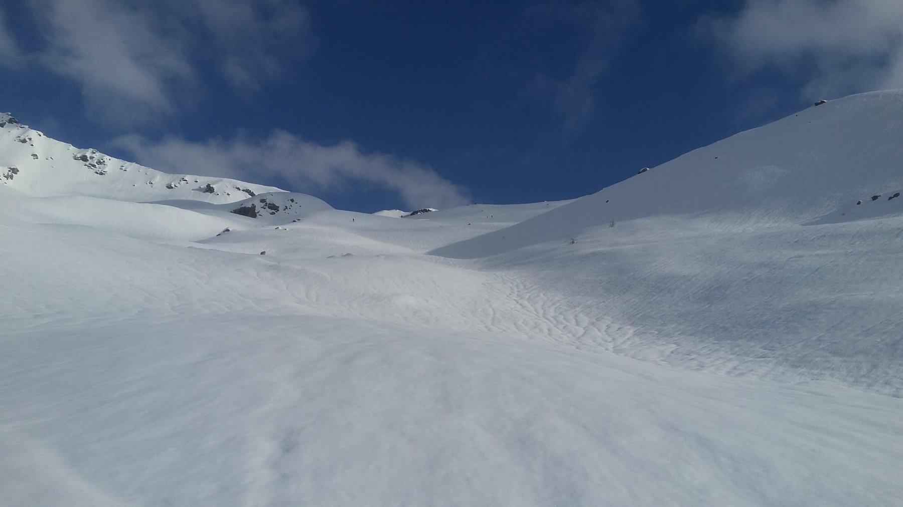 neve in abbondanza