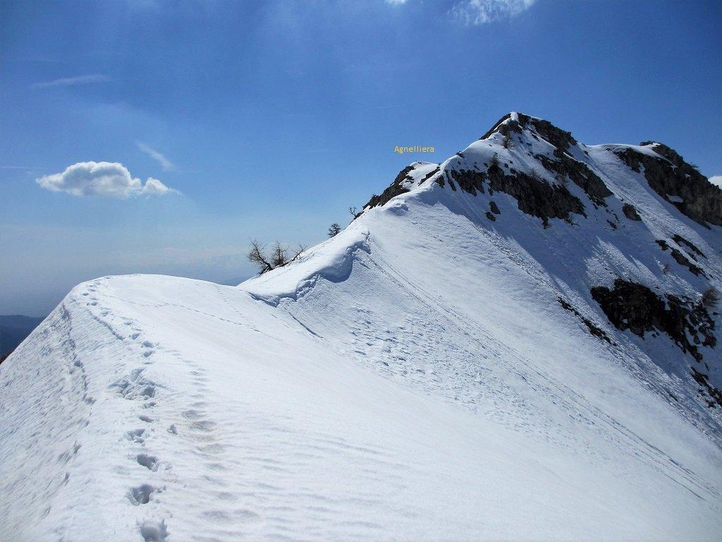 Cresta n/o di Roccia Agnelliera