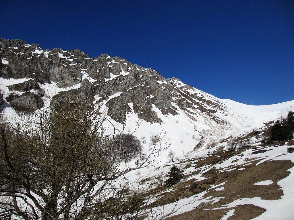 La seghettata Roccia Agnelliera