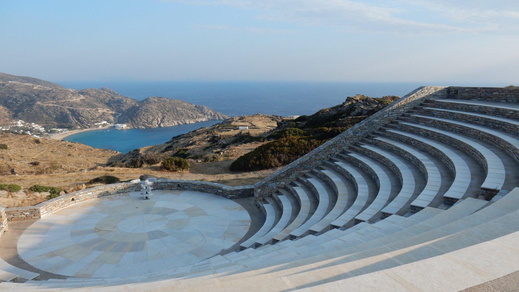 Pyrgos (Monte) da Chora di Ios 2018-04-20
