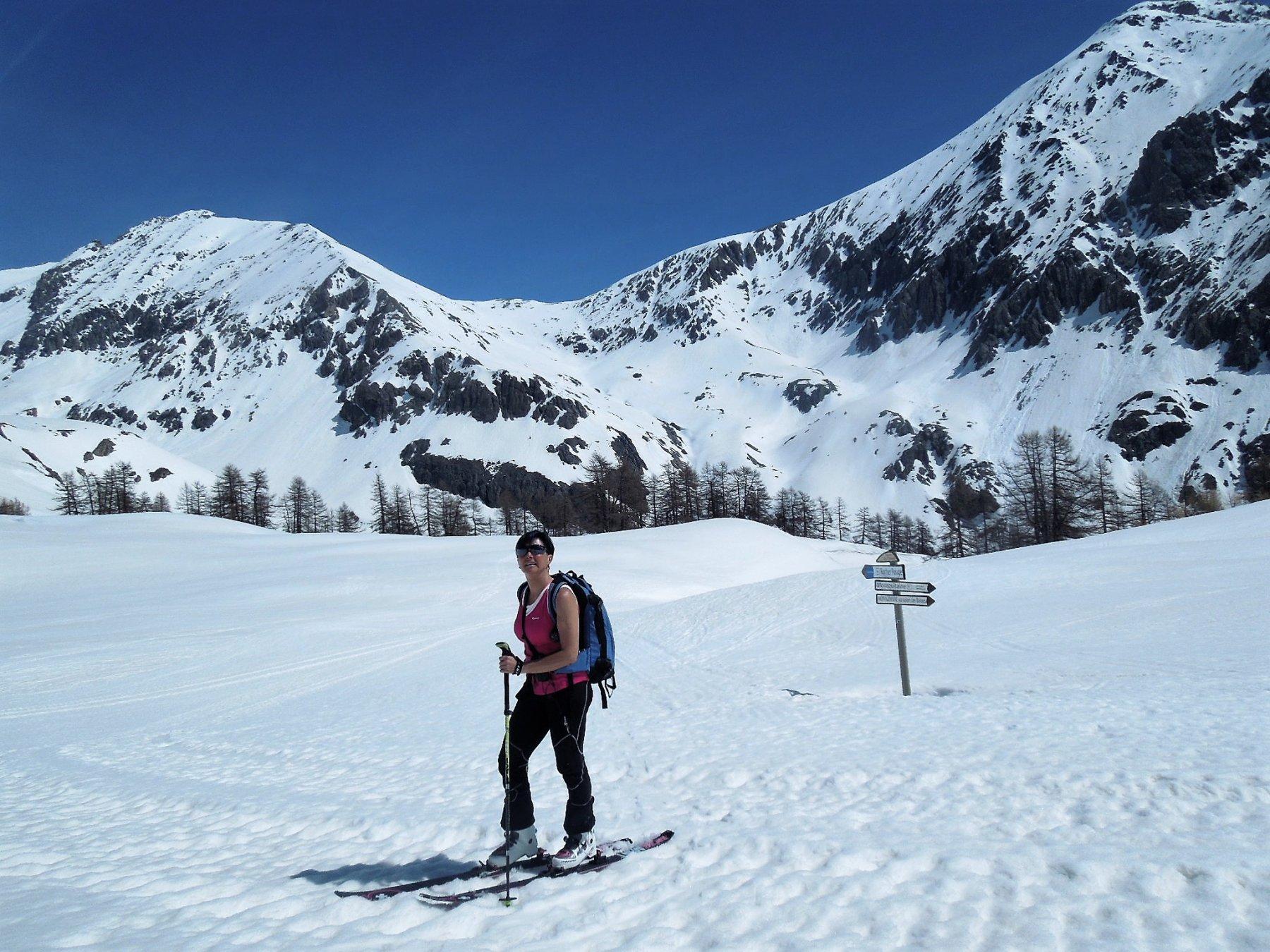 Ultima risalita all'Alpet