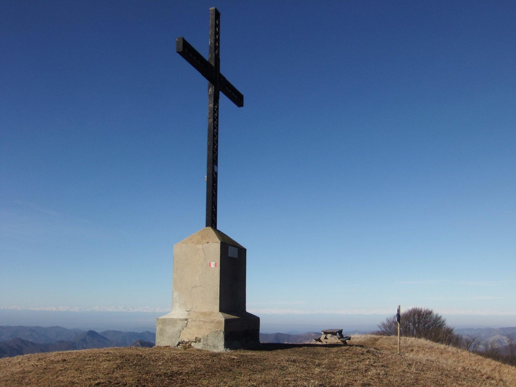 Croce sul Monte Buio