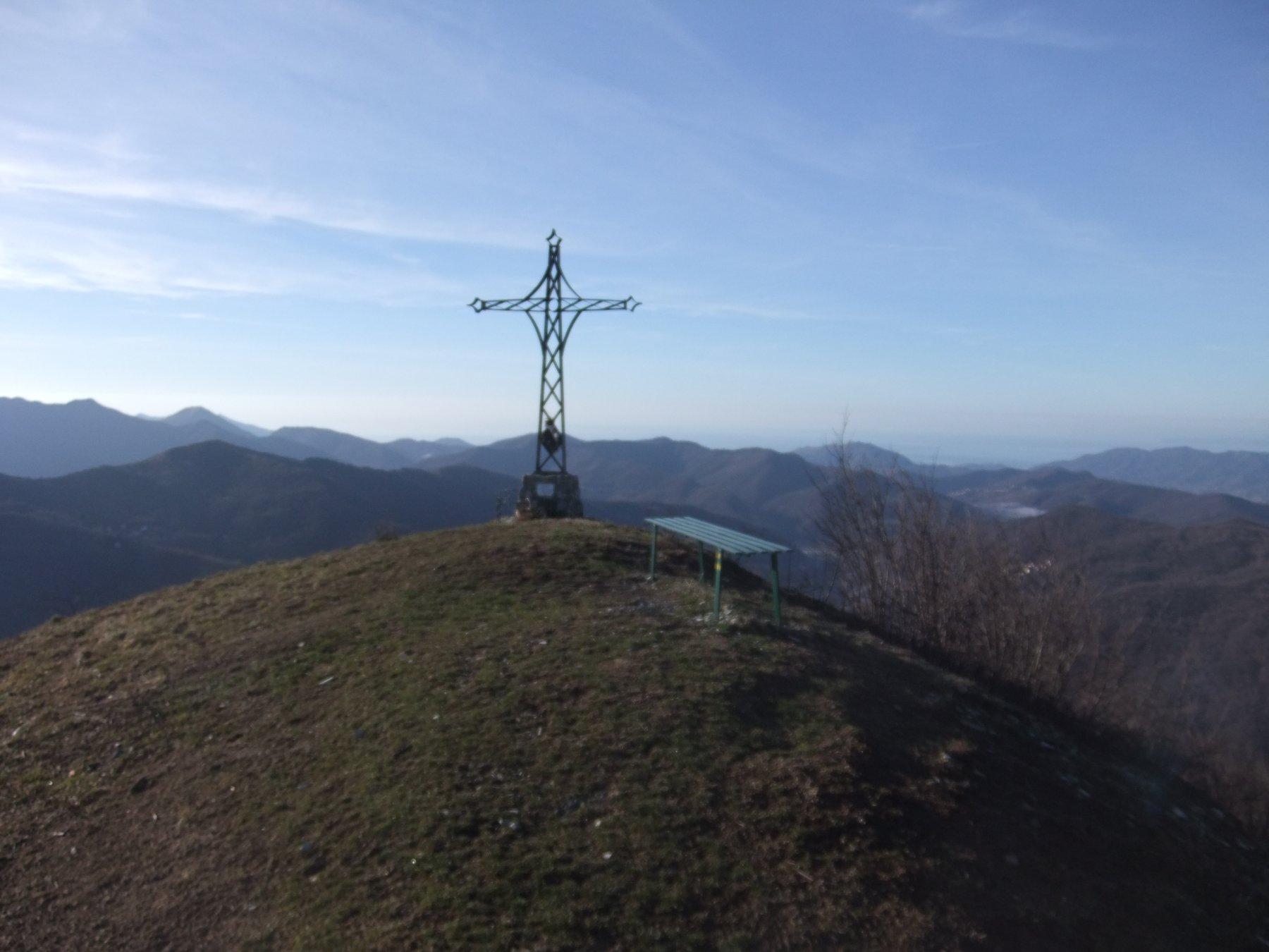 Croce sul Monte Proventino
