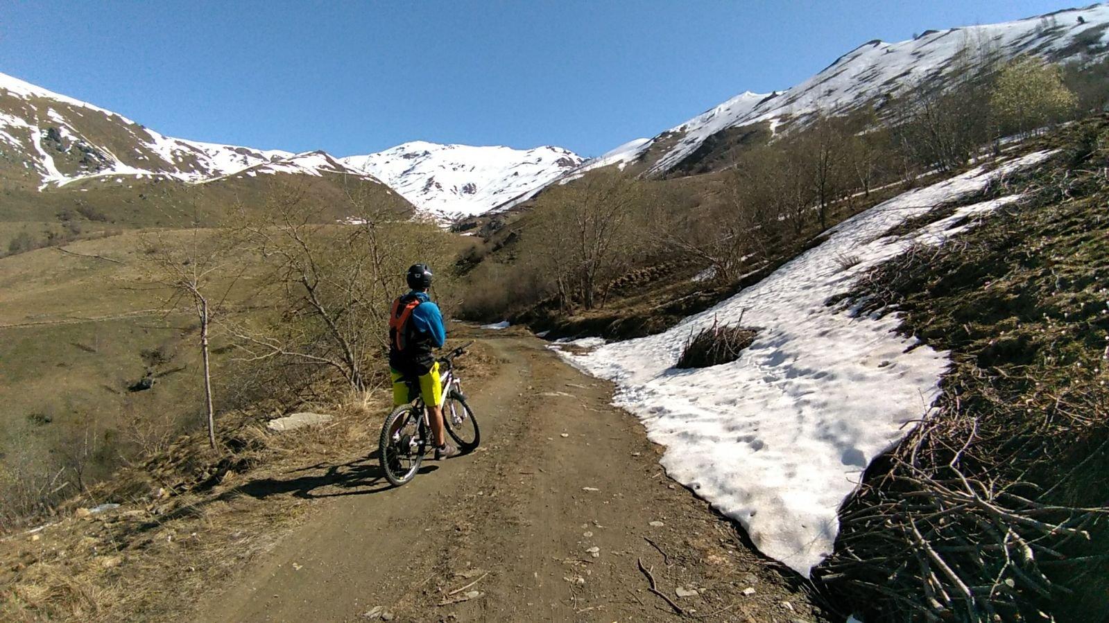 Verso l'alpe