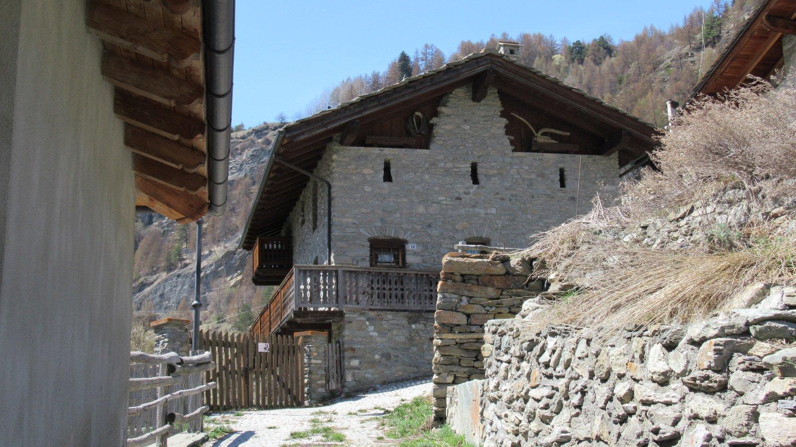 Una bella casa a Issologne