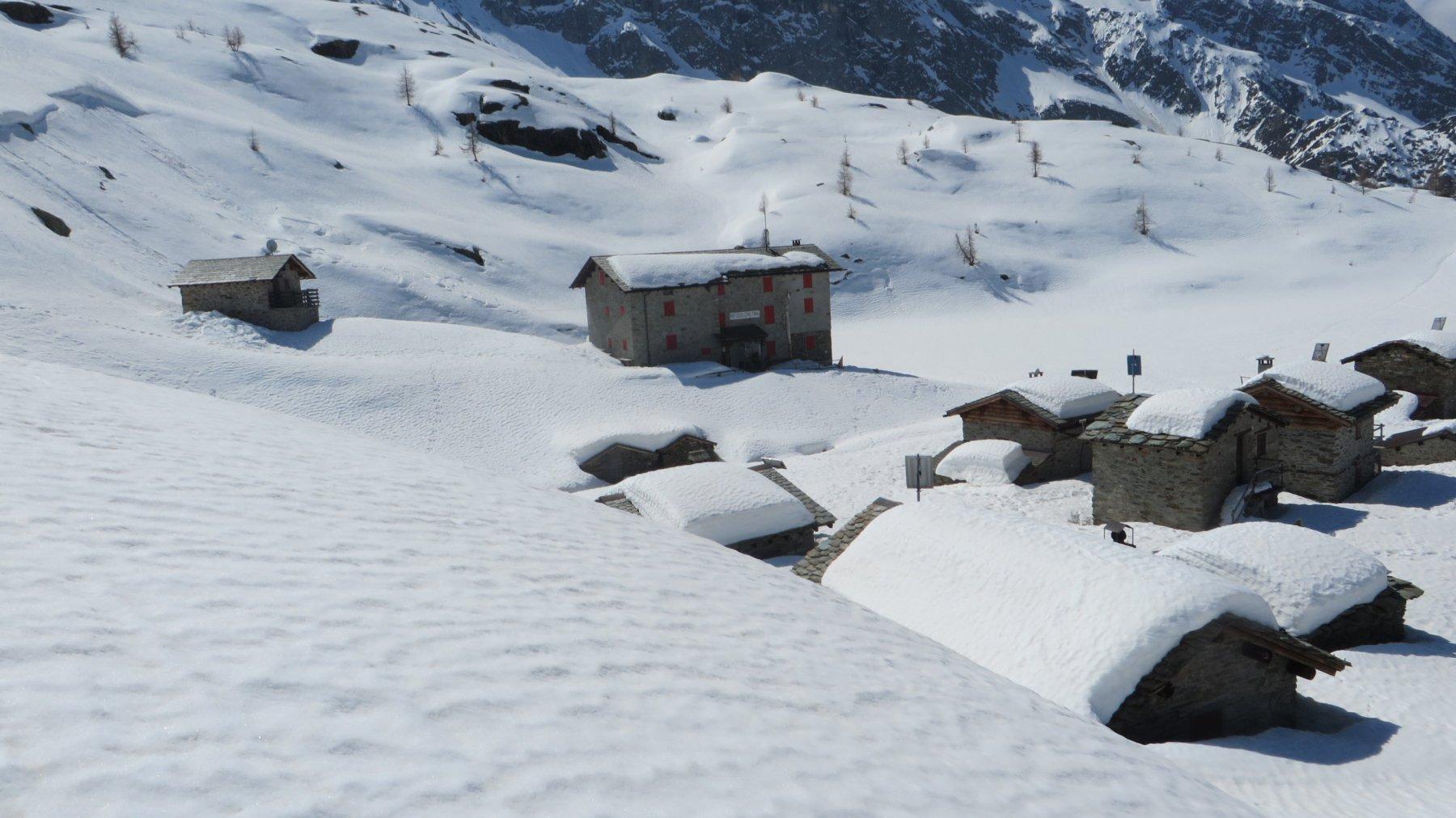 Rifugio Cristina e Alpe Prabello