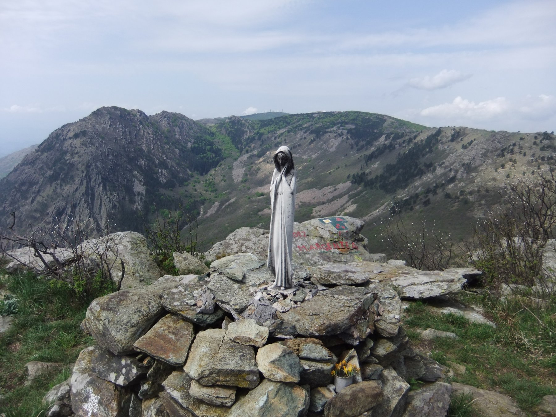 Modonnina sul Monte Argentea