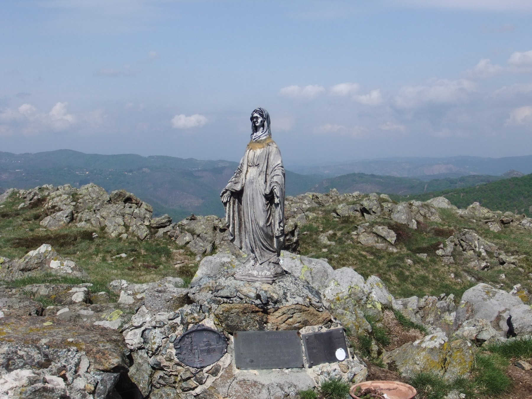 Madonnina della Rocca Vaccaria