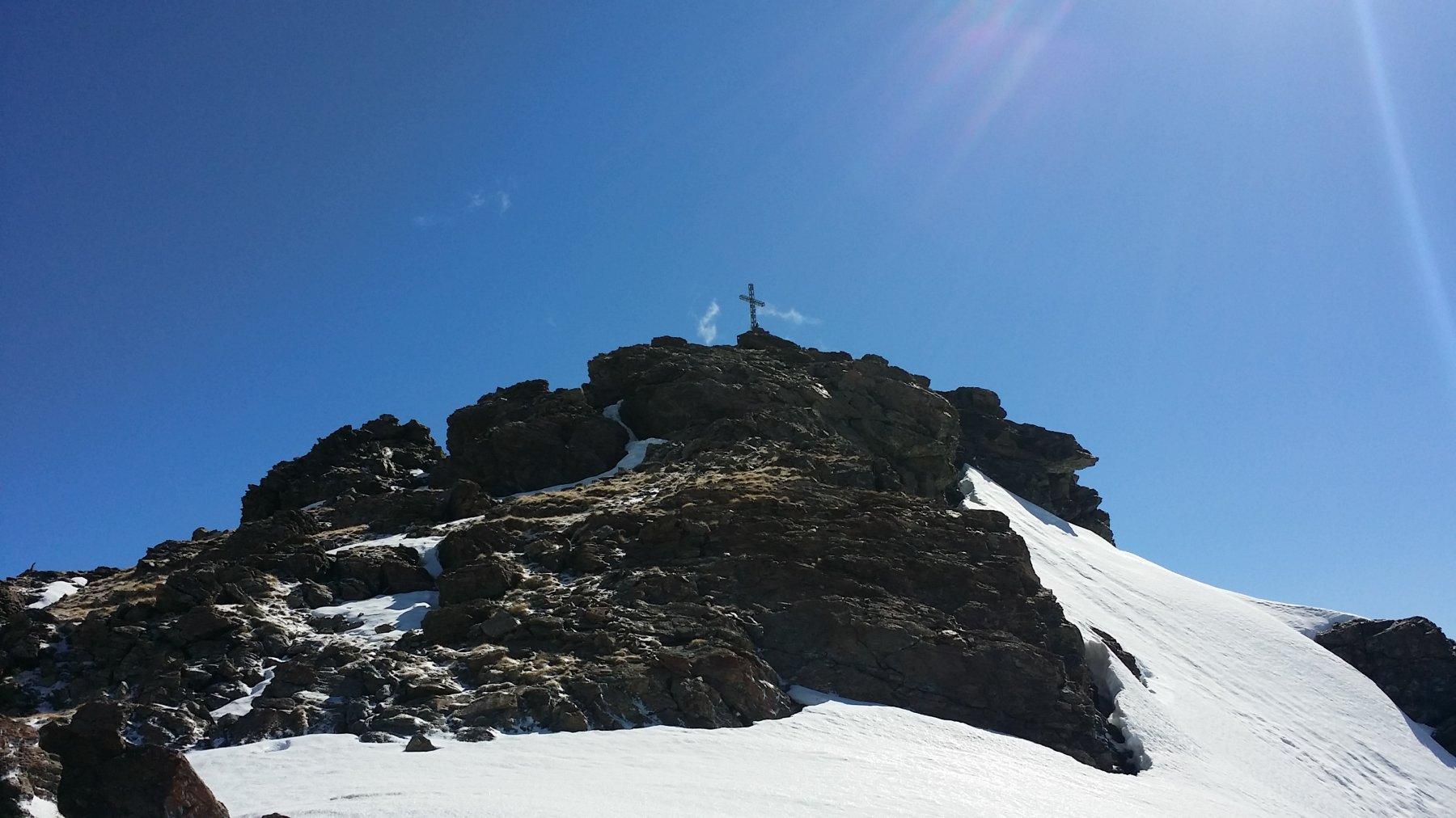 tratto finale di roccette