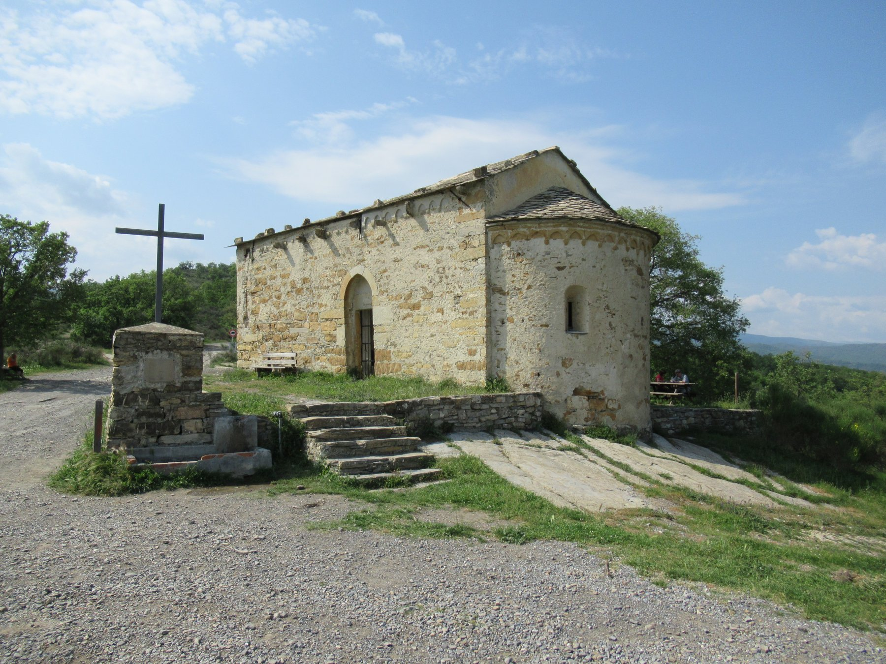 Santa Brigida.