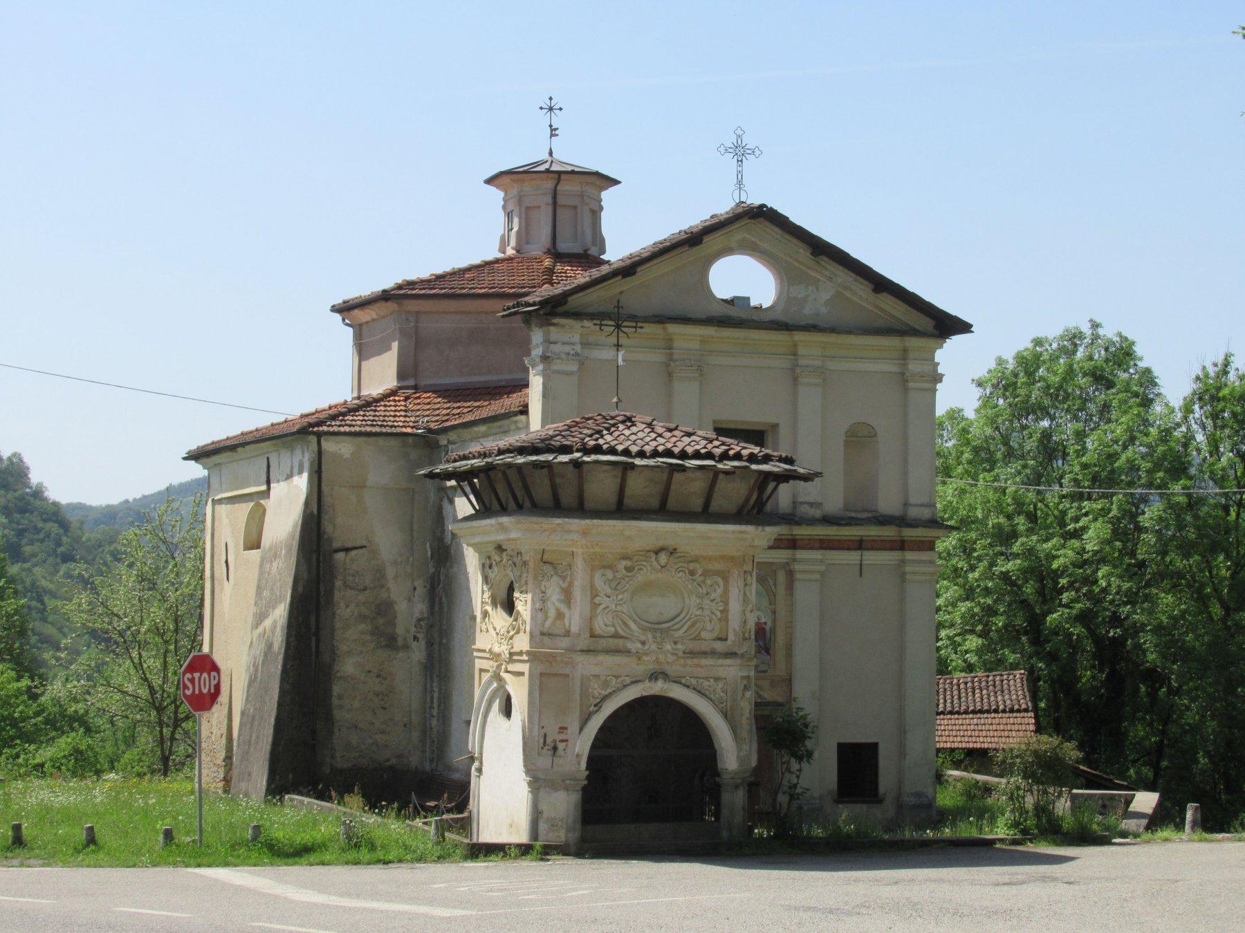 Santuario della Madonna del Carretto