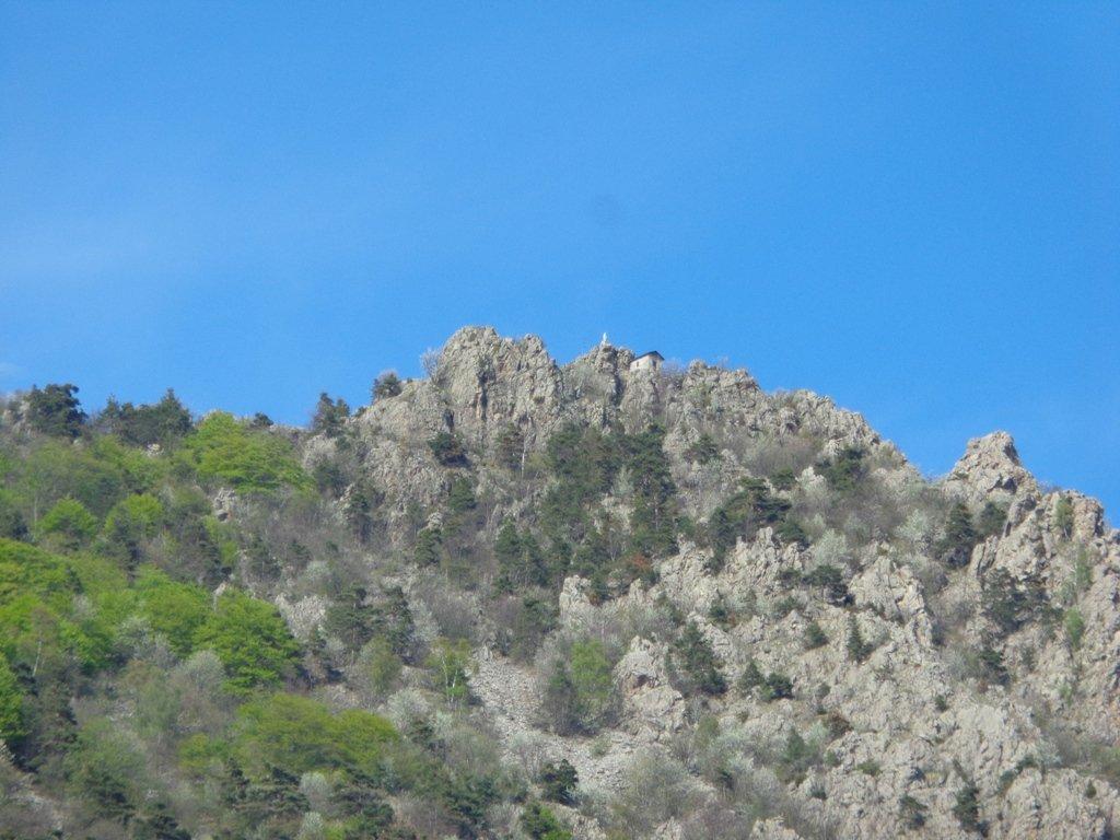 Rocca Sella alla partenza