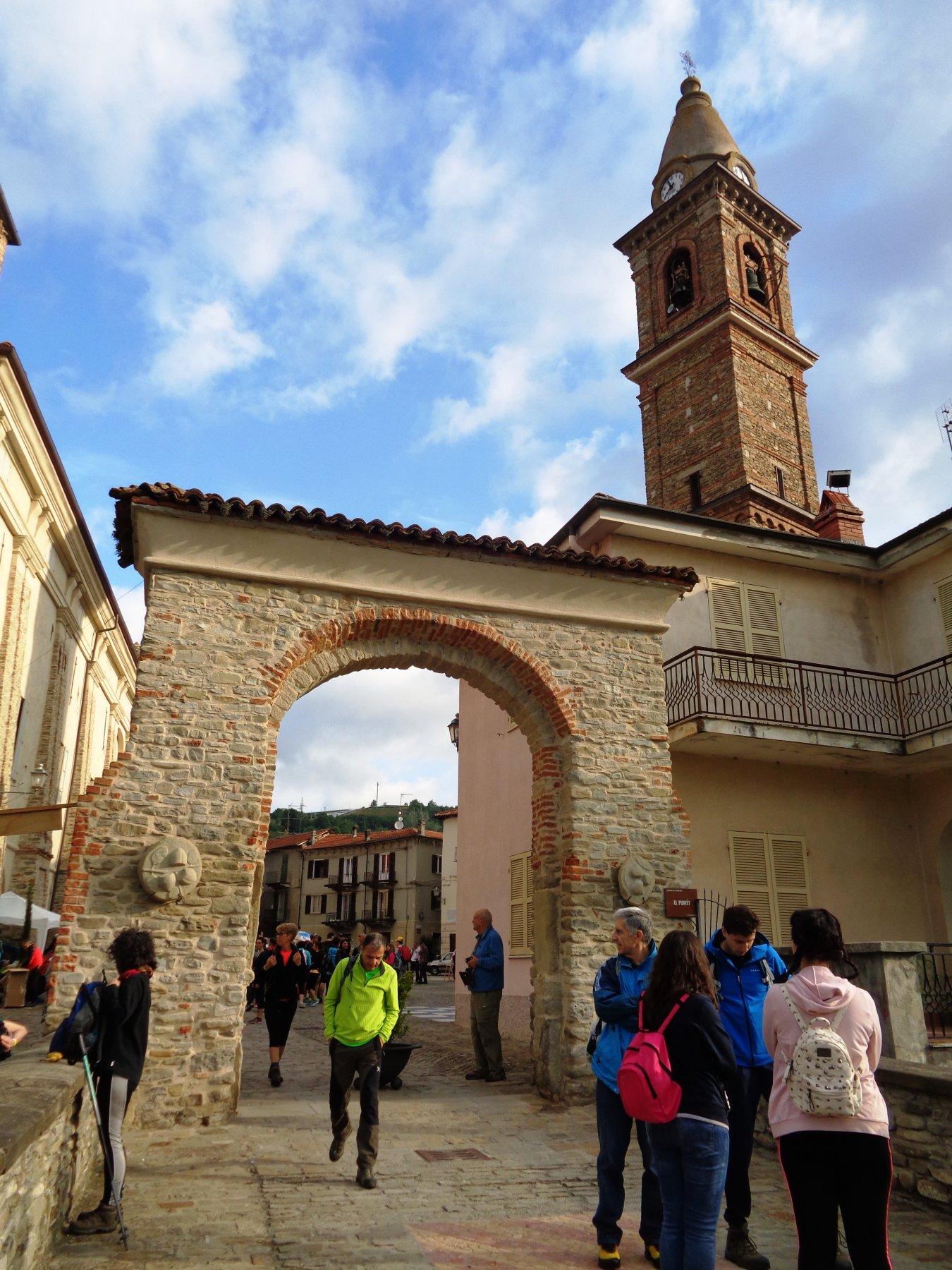 Torre di Monastero Bormida