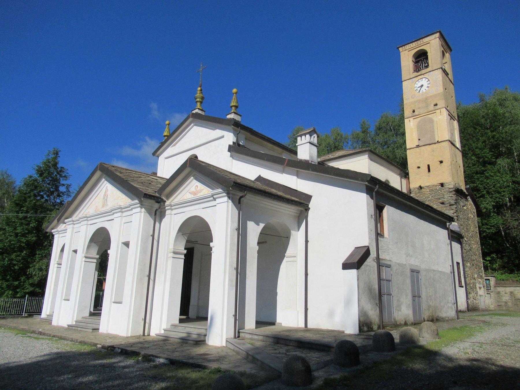 Santuario dei Milani