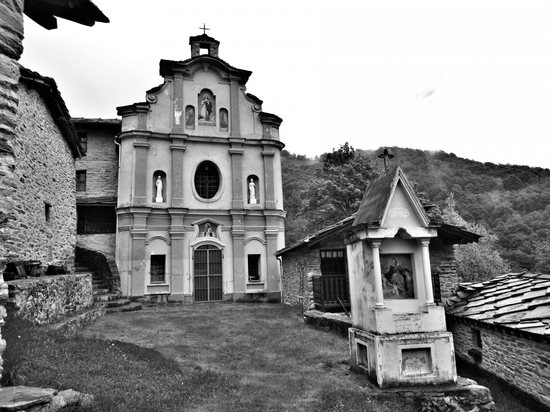 Santuario di ;Marsaglia
