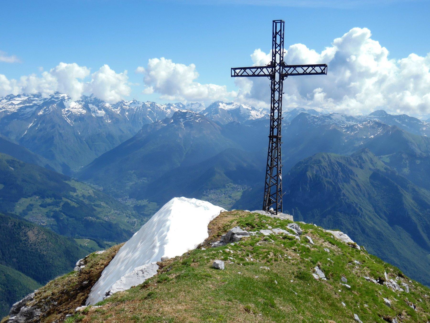 Croce di Monte Secco 2216 m