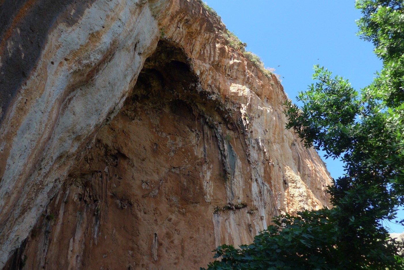 La grotta dell'Uzzo