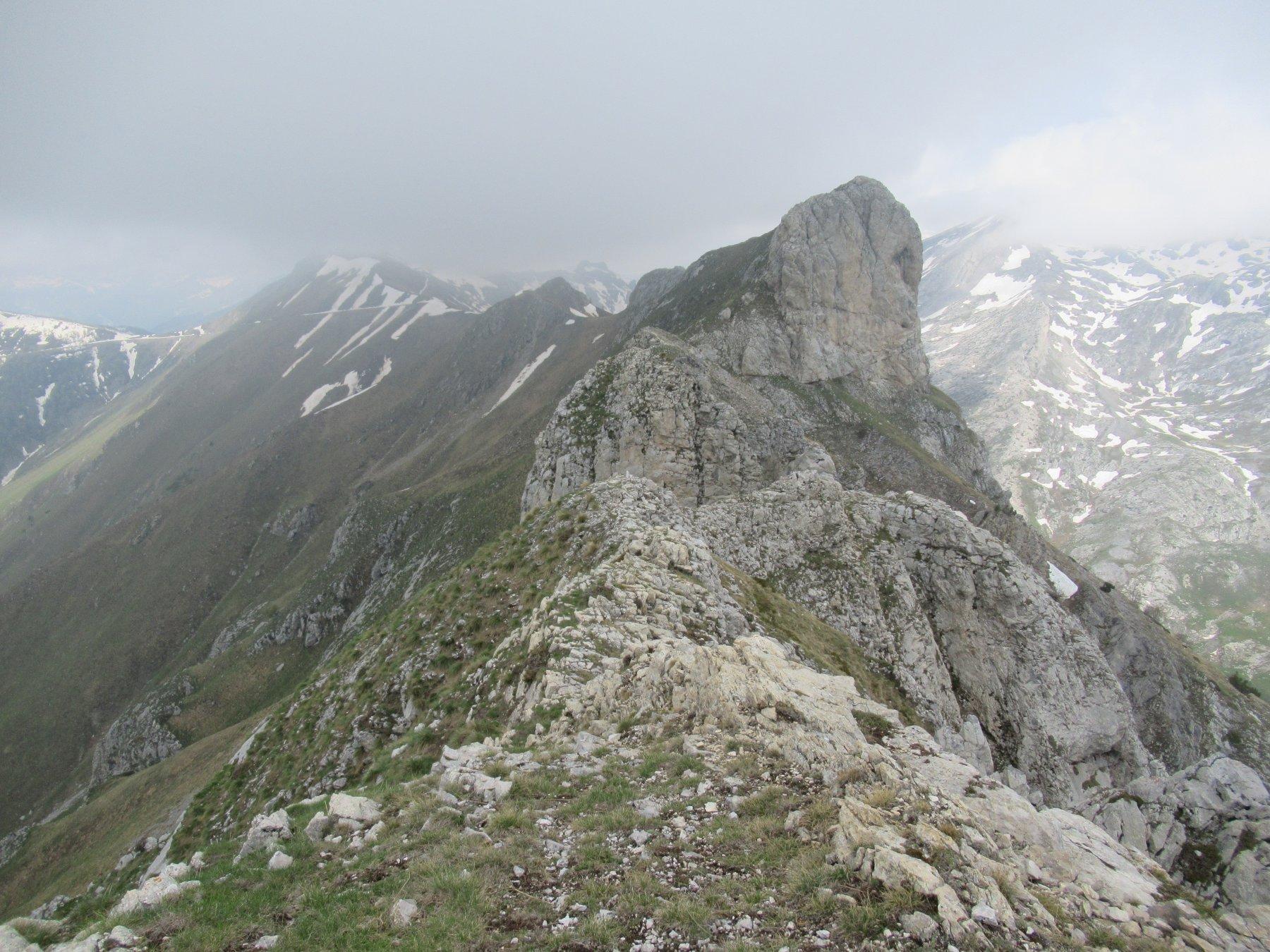 Cima Il Fera' da Rocca Fera'.