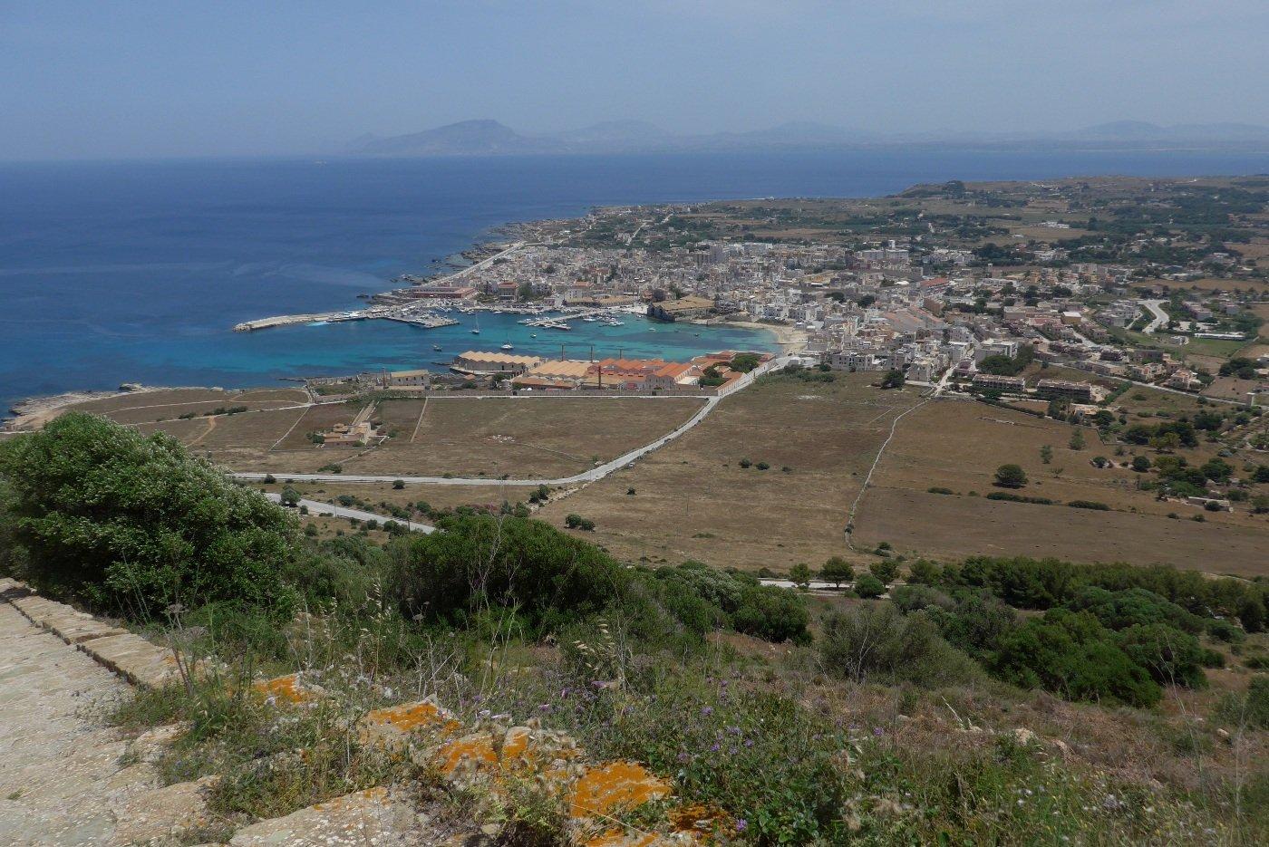 Favignana e la Sicilia occidentale