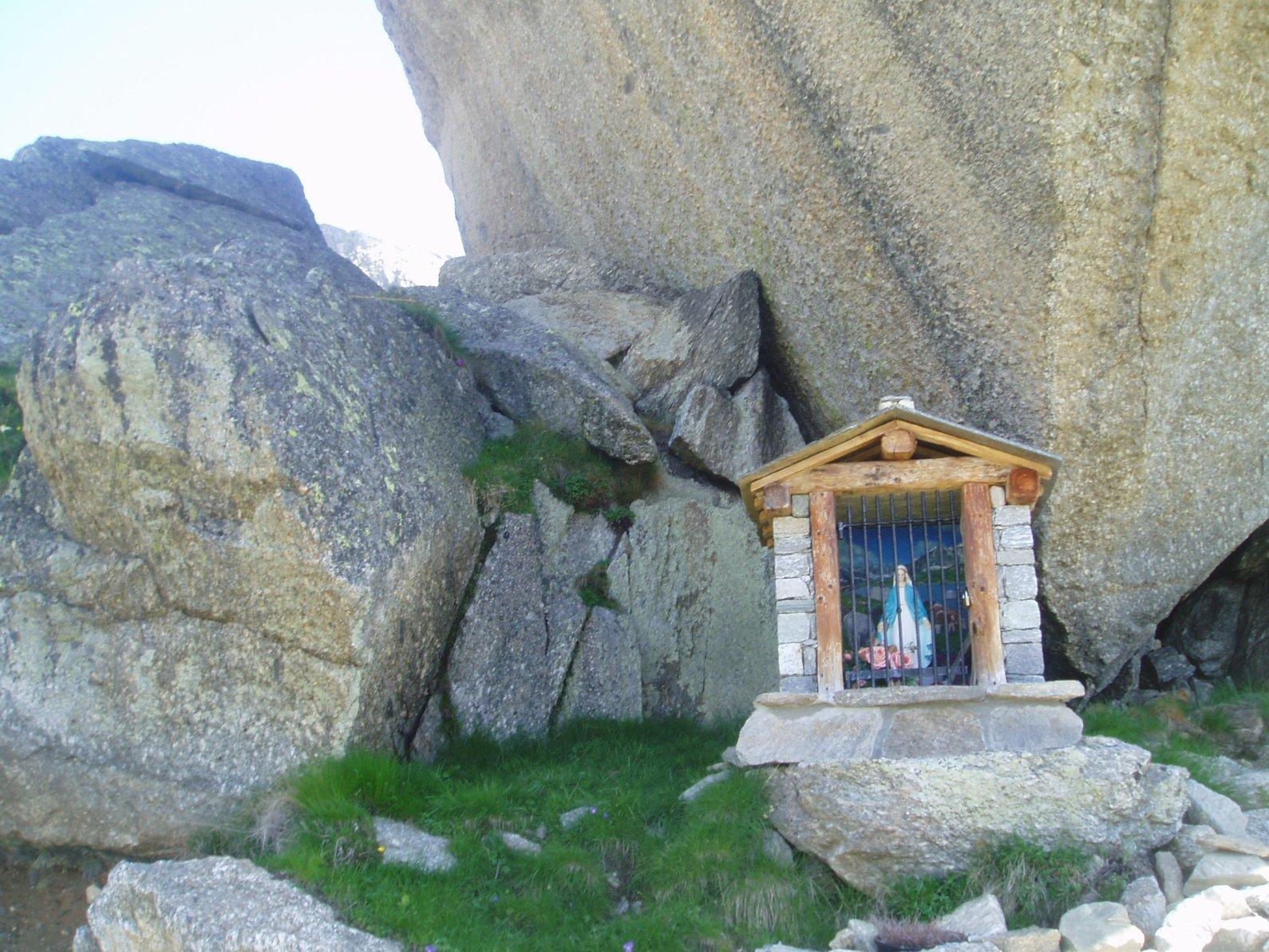 Cappella votiva.